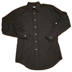 Yves St. Laurent Vintage Men's Dress Shirt   14.5